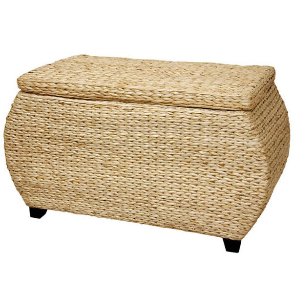 Rush Grass Storage Box, Width - 31 Inches, image 1