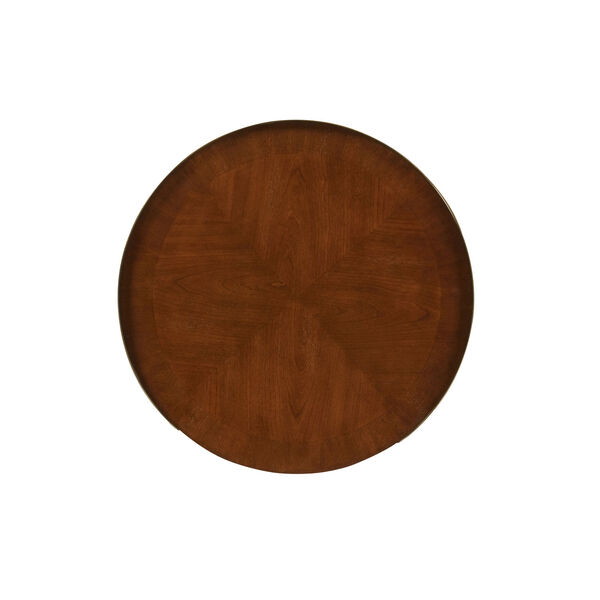 Plantation Cherry Accent Table, image 2