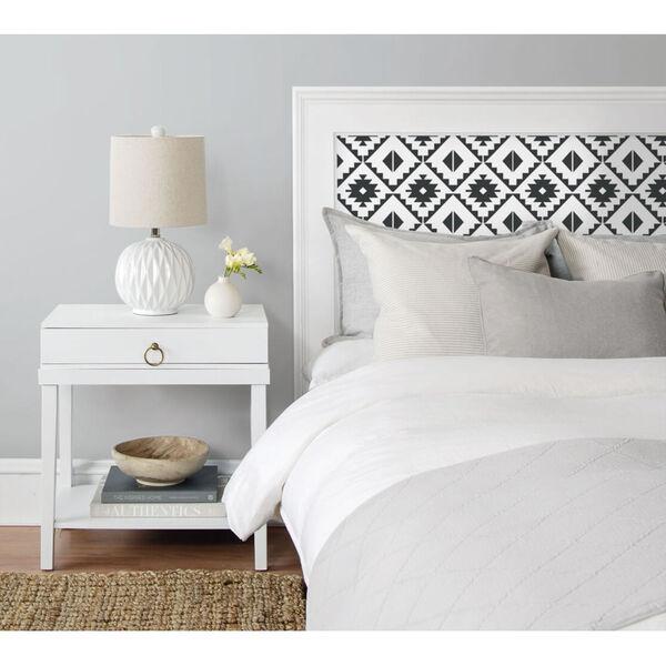 NextWall Southwest Tile Peel and Stick Wallpaper, image 3