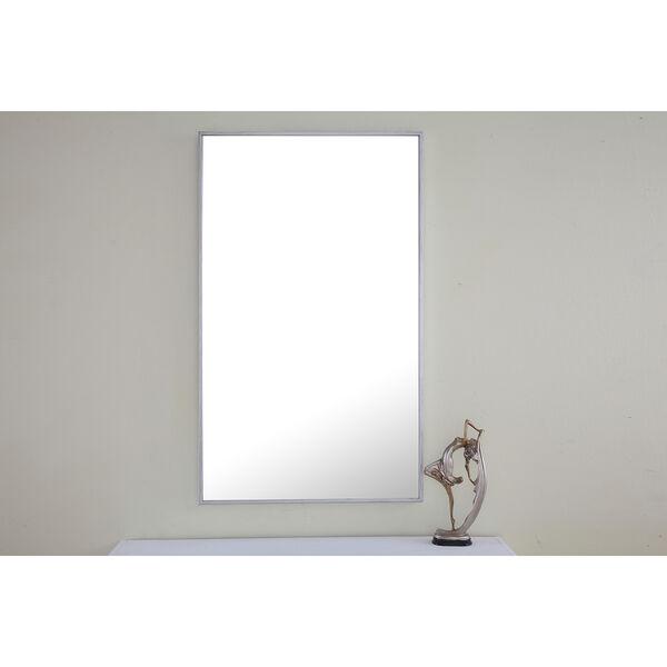 Eternity Silver 40-Inch Mirror, image 6