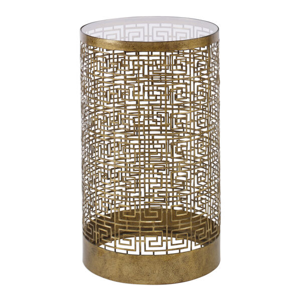 Algernon Gold Coffee Table, image 1