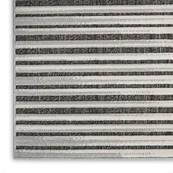 Calobra Dark Gray 7 Ft. 10 In. x 9 Ft. 10 In. Indoor/Outdoor Rectangle Area Rug, image 5