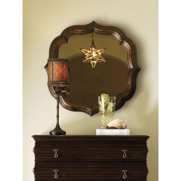 Royal Kahala Gold Lotus Blossom Mirror, image 3