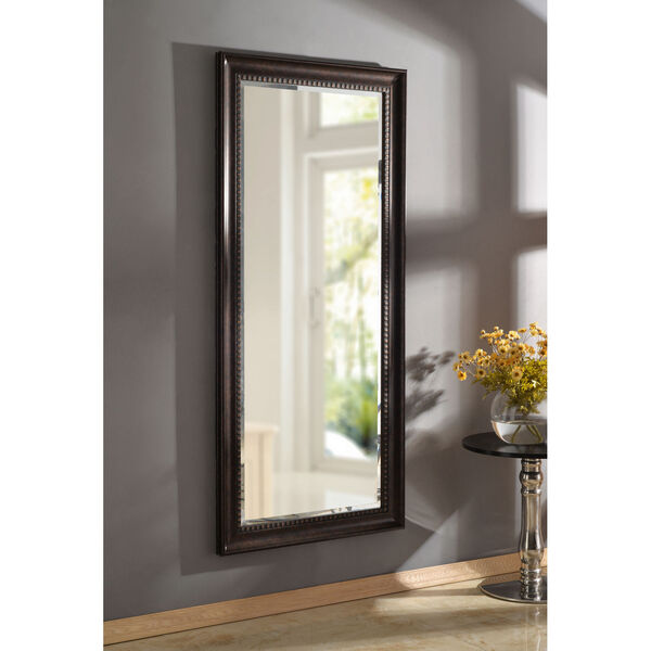 Amiens Bronze and Gold Highlight Full Length Mirror, image 2