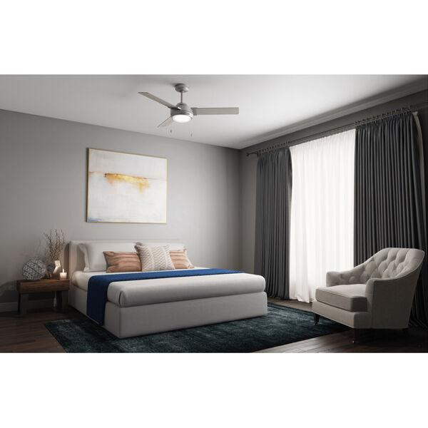 Mesquite Matte Silver 52-Inch LED Ceiling Fan, image 6