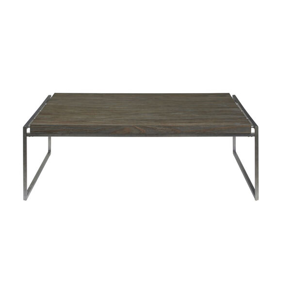 Thiago Brown Square Cocktail Table, image 2