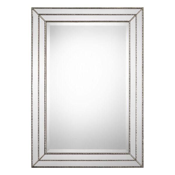Whittier Rectangular Silver Mirror, image 2
