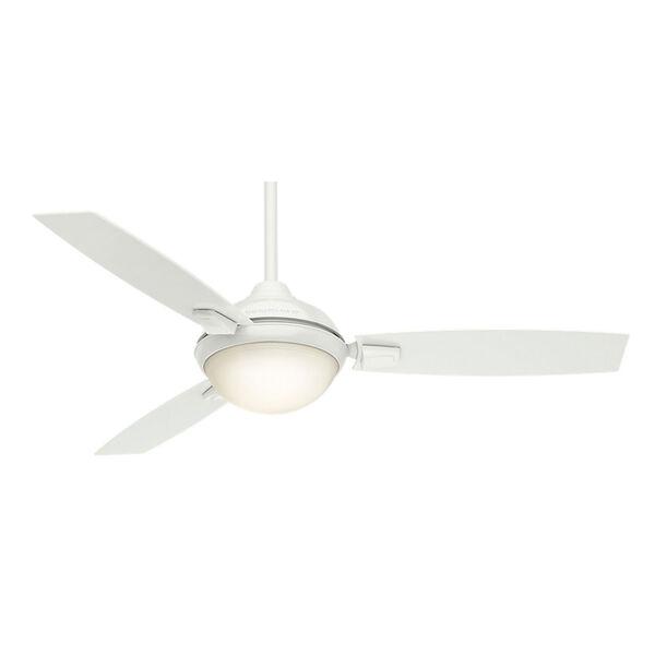 Verse Fresh White 54-Inch LED Energy Star Ceiling Fan, image 1