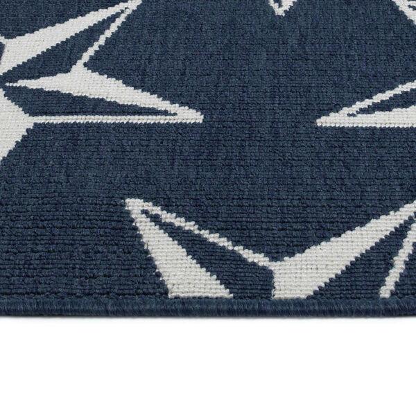 Puerto Navy Star Indoor/Outdoor Rug, image 4