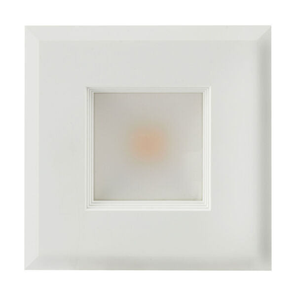 ColorQuick White 5-Inch LED Square Downlight Retrofit, image 6