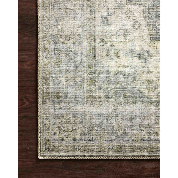 Skye Charcoal and Dove Rectangular: 7 Ft. 6 In. x 9 Ft. 6 In. Area Rug, image 4