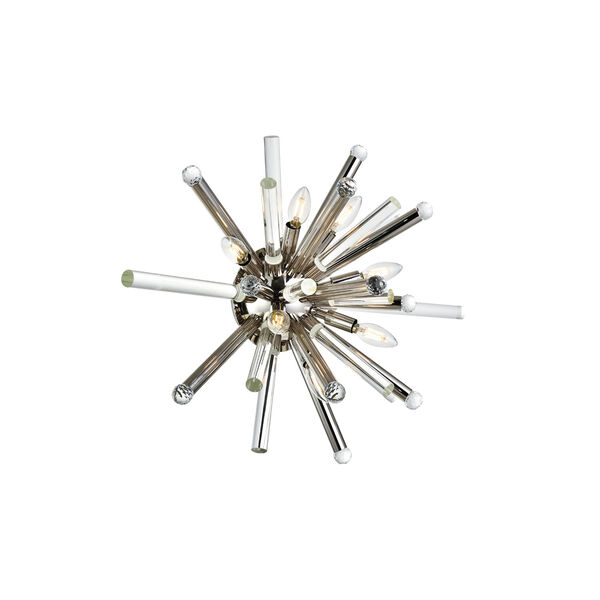 Maxwell Seven-Light Wall Sconce, image 2