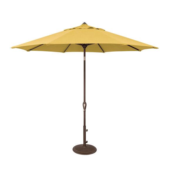 Aruba Lemon Market Umbrella, image 1