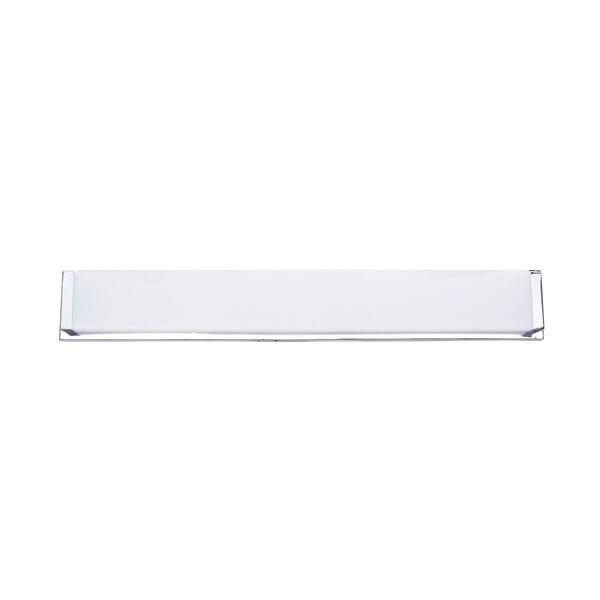 Metro Chrome 27-Inch 3000K LED ADA Bath Bar, image 1