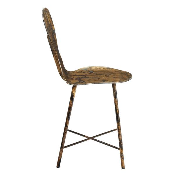 McCallan Acid Washed Metal Chair, image 6