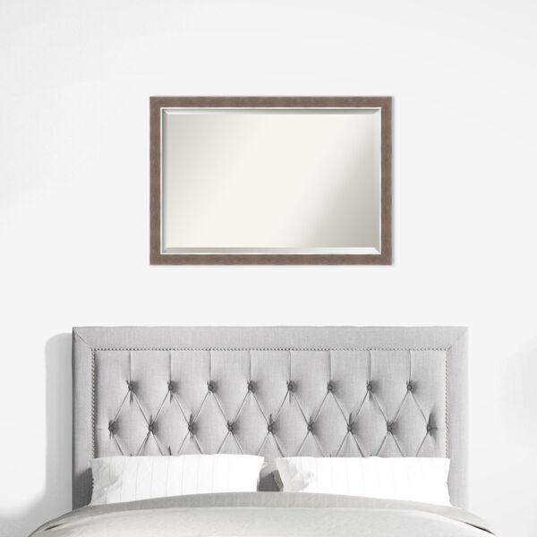 Noble Mocha 40W X 28H-Inch Bathroom Vanity Wall Mirror, image 6