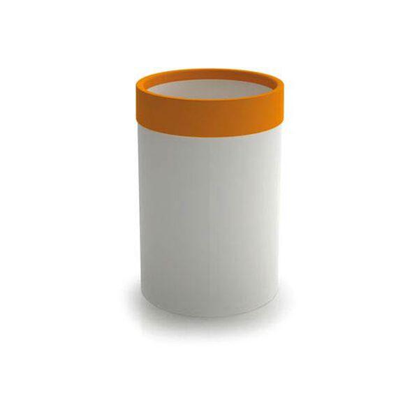 Complements Orange Bathroom Accessories, image 1