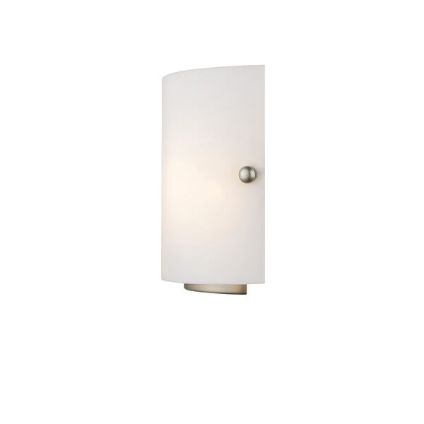 Brushed Nickel Two Light 8.75-Inch Wall Sconce, image 6