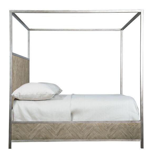 Morel Loft Milo Canopy Bed, image 3