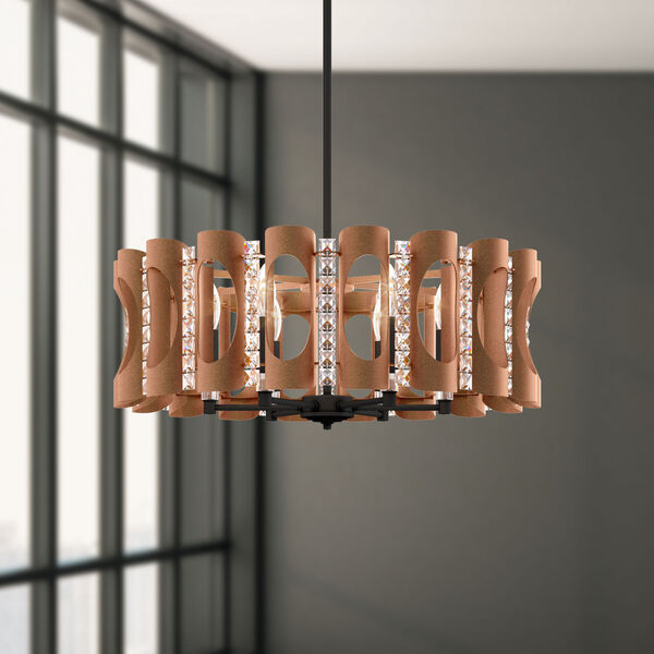 Twilight Six-Light Pendant, image 2