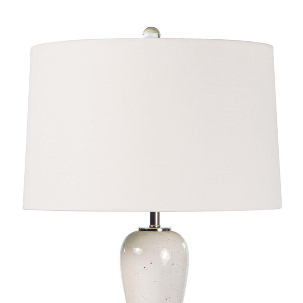 Sonora White One-Light Table Lamp, image 2