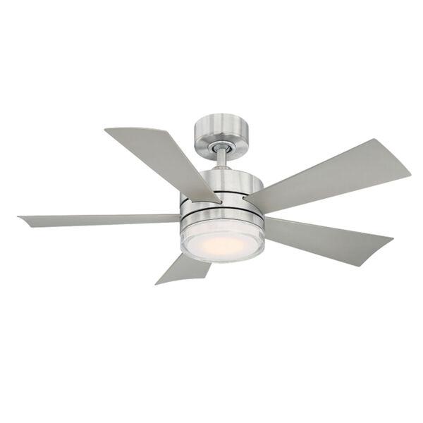 Wynd 42-Inch LED Downrod Ceiling Fans, image 1