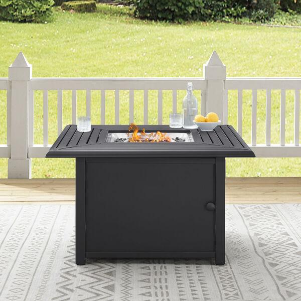 Dante Black Fire Table, image 3