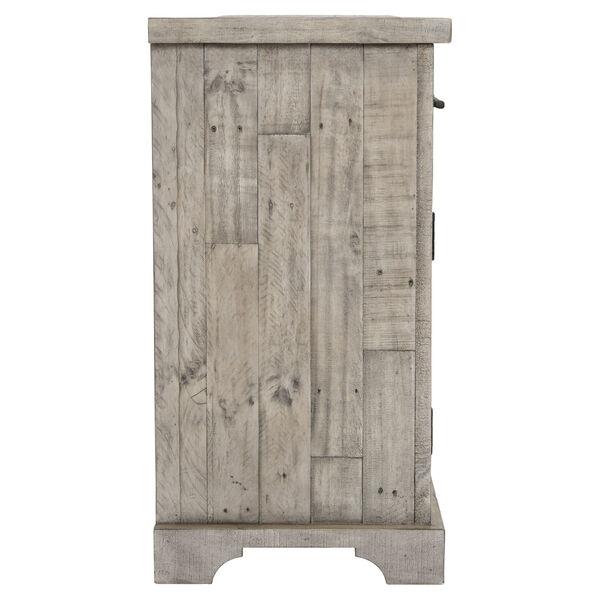 Sagrada Sierra Gray Four-Door Sideboard, image 9
