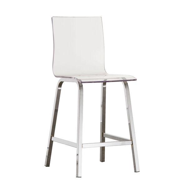 Seneca Acrylic Counter Chair, Set of 2, image 4