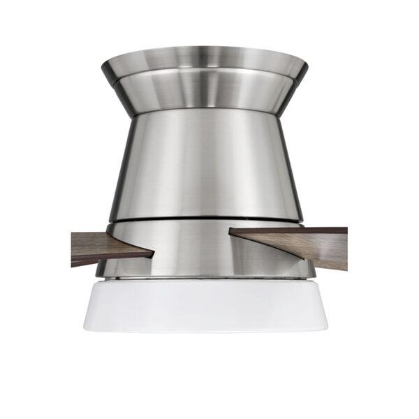 Revello Brushed Polished Nickel 52-Inch LED Ceiling Fan, image 3