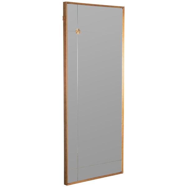 Pamela Antique Gold 71-Inch x 30-Inch Floor Mirror, image 3