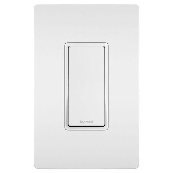White 15A 3-Way Switch, image 3