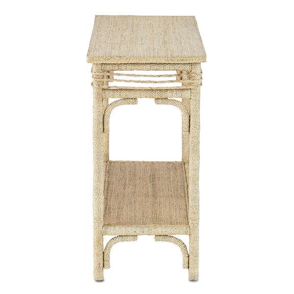 Olisa Natural Console Table, image 4
