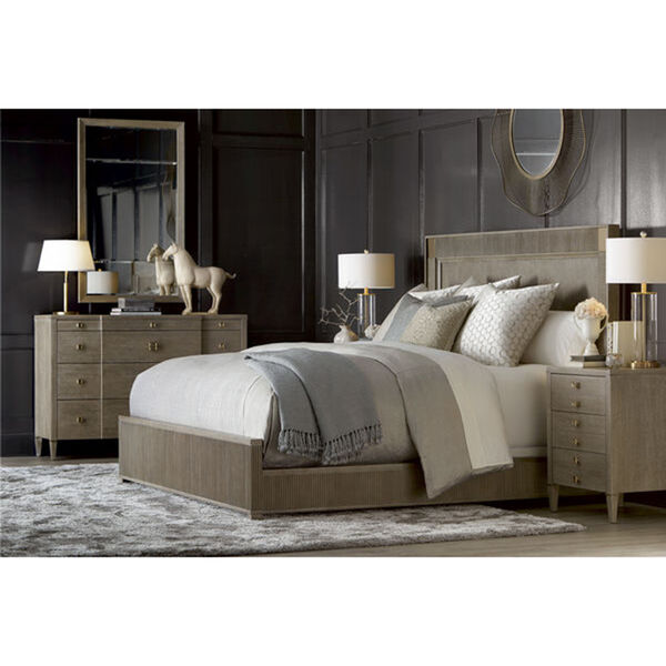 Cityscapes Queen Hudson Panel Bed, image 4