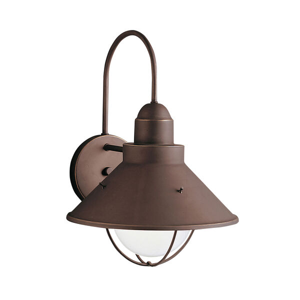Seaside Large Outdoor Wall-Mounted Fixture, image 1
