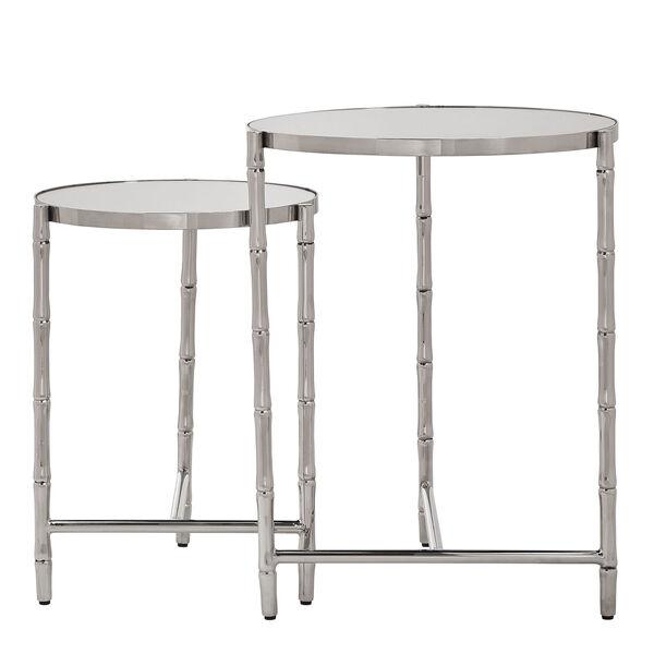 Milo Silver Nesting Table , image 2