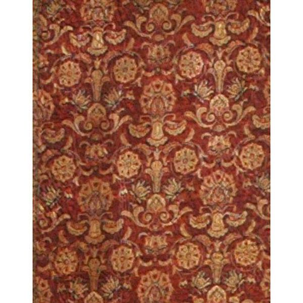 Six Ft. Tall Olde - Worlde Rococo Room Divider, Width - 63 Inches, image 2