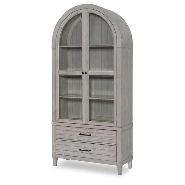 Belhaven Weathered Plank Cabinet, image 1