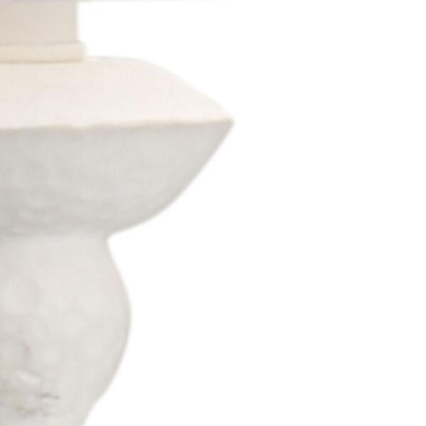Dorsey Matte White Floor Lamp, image 4