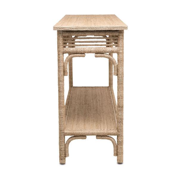 Olisa Natural Console Table, image 5