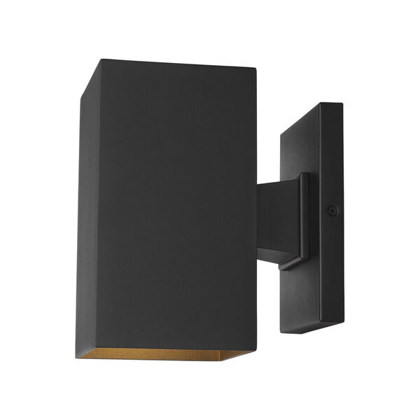 Pohl Black Nine-Inch One-Light Outdoor Wall Sconce, image 2