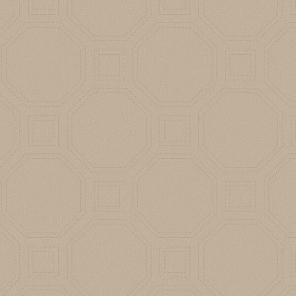 Ronald Redding Urban Cream Buckskin Wallpaper: Sample Swatch Only, image 1