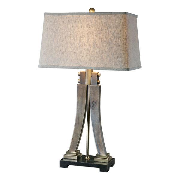 Yerevan Multicolor One-Light Table Lamp, image 1