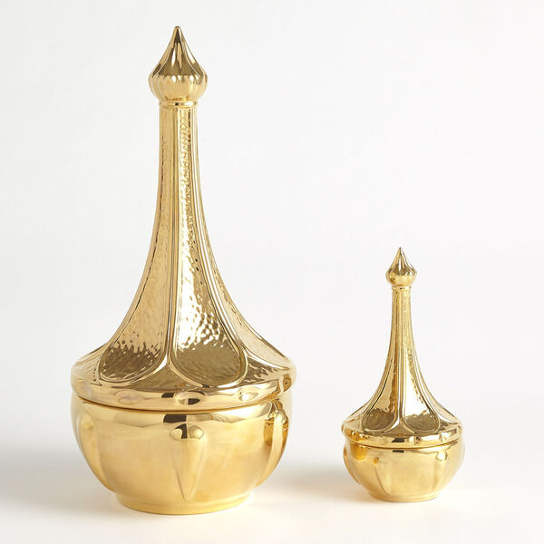 Genie Gold 8-Inch Container, image 2