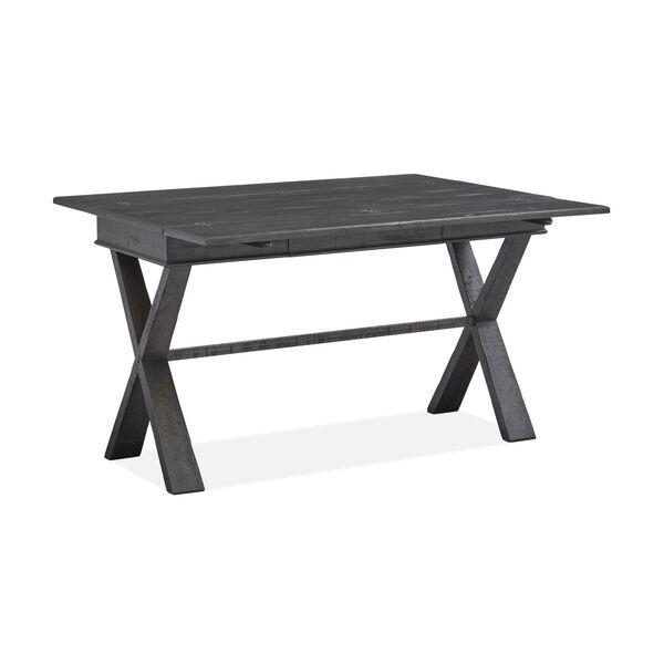 Stepford Gray Flip Top Sofa Table, image 2