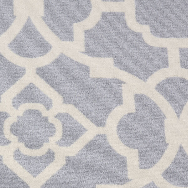 Sun and Shade Gray Indoor/Outdoor Area Rug, image 6