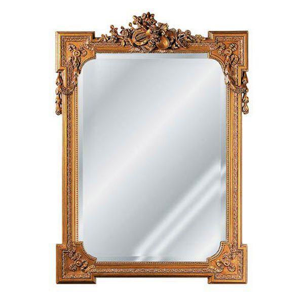 Bronze Musical Mirror, image 1