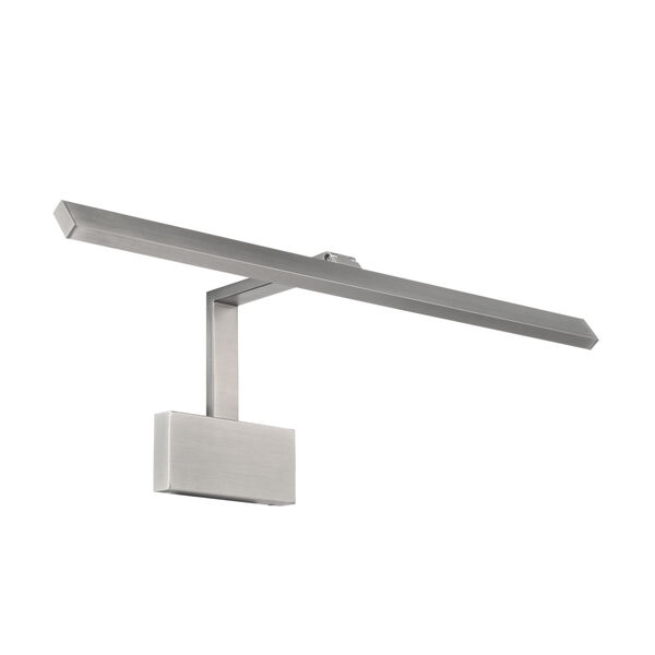 Uptown Brushed Nickel 25-Inch LED Picture Light, image 1
