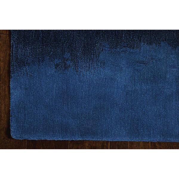 Luster Wash Indigo Wash Indigo Rectangular: 5 Ft. 6 In. x 8 Ft. Rug, image 3