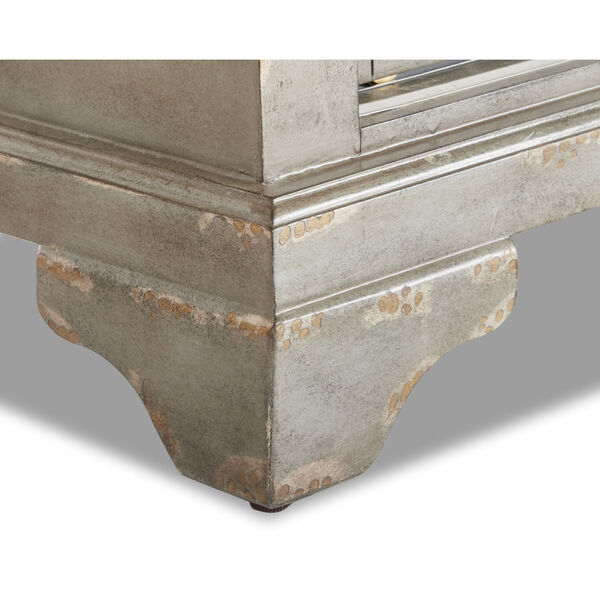 Billings Gray 40-Inch Accent Chest, image 4
